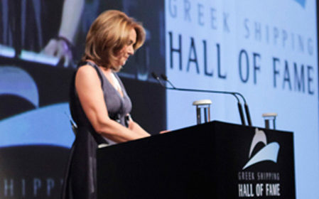 Greek Shipping Hall of Fame - Inauguration